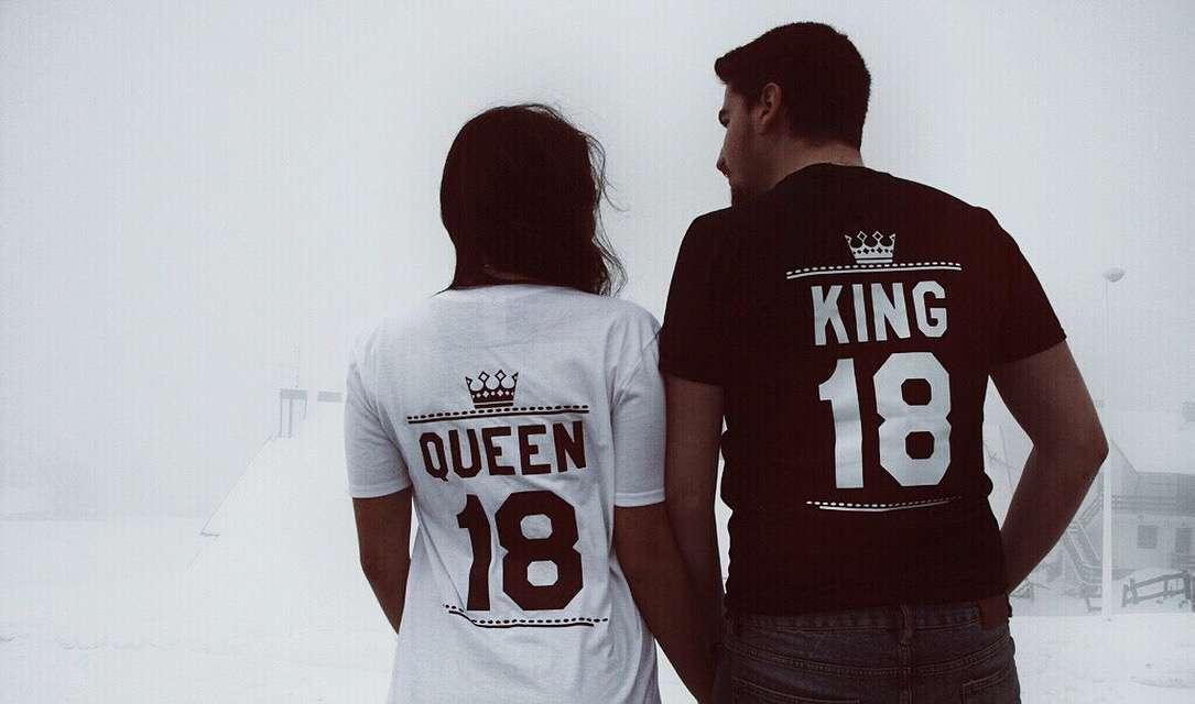 King Und Queen Bilder