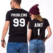 99 Problems Aint 1, Black/White