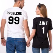 99 Problems Aint 1, Black/White, White/Black