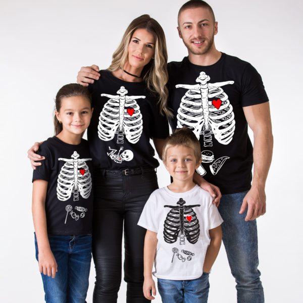 Maternity Shirt, Family Shirt, Mom, Dad, Daughter, Son, Black, White