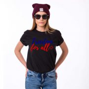 Freedom for All, Black/Blue/Red