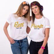 Best Friends Shirts, Matching Best Friends Since, Unisex
