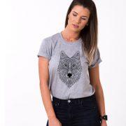 Wolf, Gray/Black
