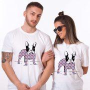 Bulldog Shirt, 4th of July Matching Shirts