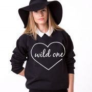 Wild One, Black/White