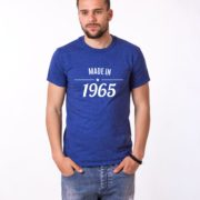 Made in Shirt, Blue/White