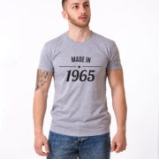 Made in Shirt, Gray/Black