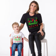 Christmas family shirts, Elf shirts, Elf shirt, Mama Elf, Papa Elf, Little Elf, Baby Elf, Elf family shirts, Christmas elf shirts, UNISEX 2