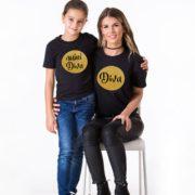 Diva, Mini Diva, Black/Gold