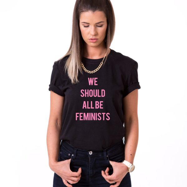 We Should All Be Feminists, Black/Pink