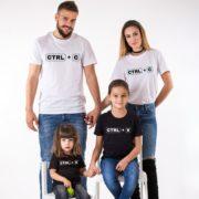 Ctrl+C, Ctrl+V, Matching Family Shirts