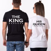 Her King His Queen, Black/White, White/Black