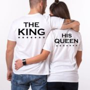 Her King His Queen, White/Black