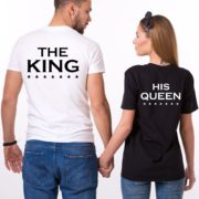 Her King His Queen, White/Black, Black/White
