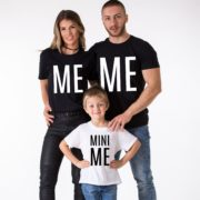 Me, Me, Mini Me, Black/White, White/Black