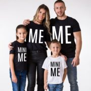 Me Mini Me Shirt, Matching Family Shirts