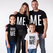 Me Mini Me, Black/White, White/Black