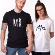 Mr. Mrs. Shirts, Matching Couples Shirts