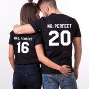 Mr. Perfect Mrs. Perfect, Black/White, Black/White