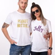 Peanut Butter Jelly, White