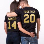 Together Since, Black/Gold