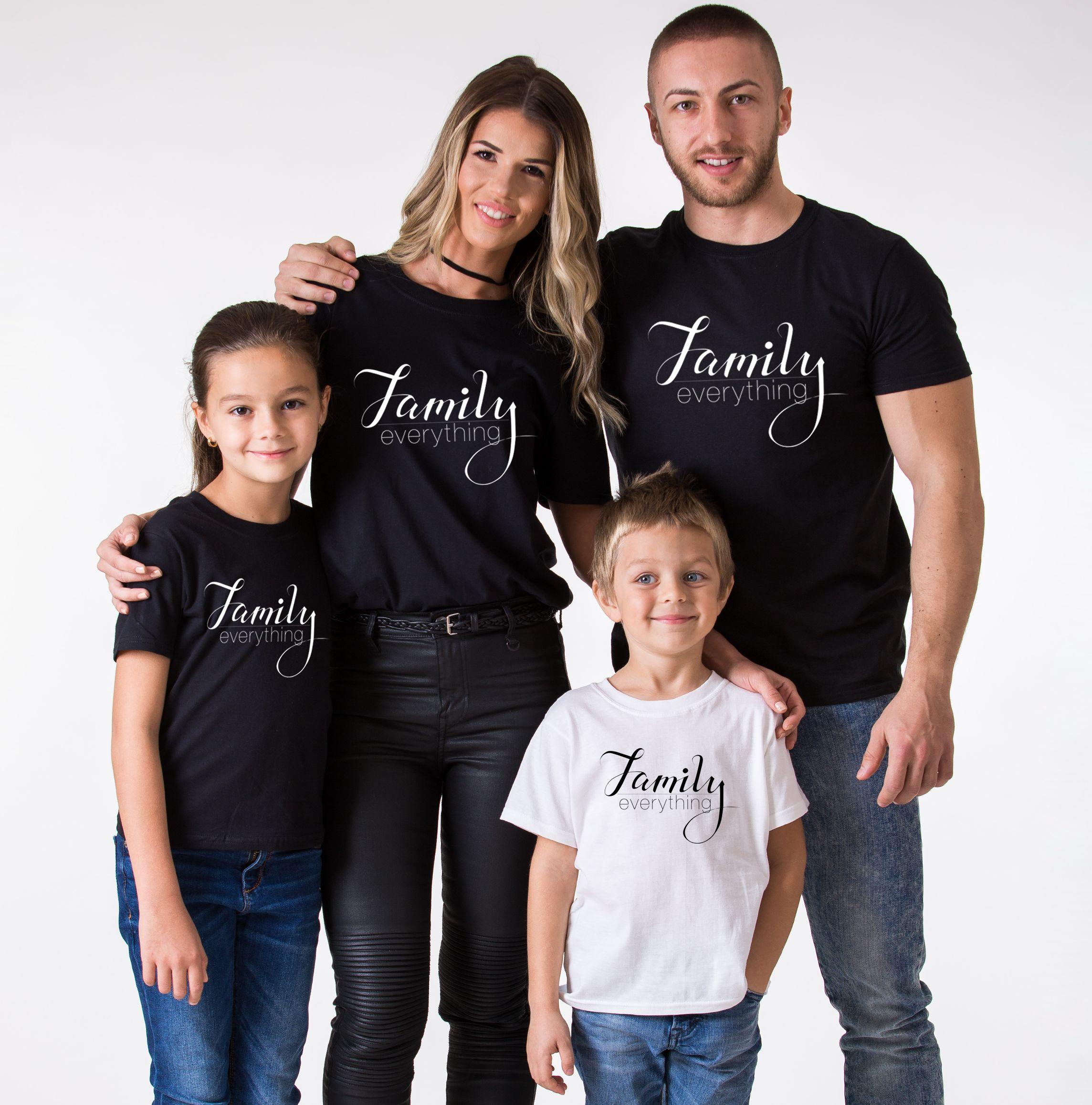Family Matching Shirts, Family Everything, Unisex