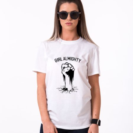 Girl Almighty Shirt, Single Shirt, Unisex Shirt