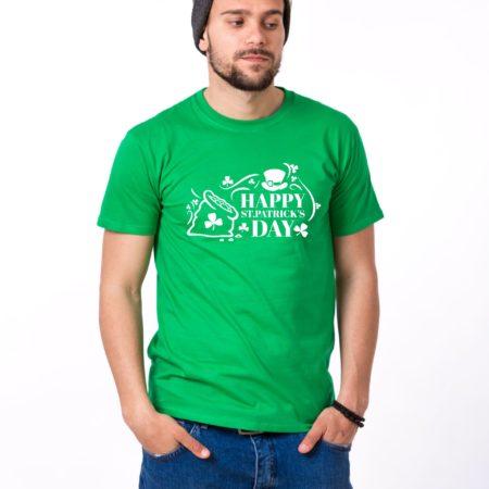 Irish T-Shirt, Happy St. Patrick's Day, Bag of Gold, St. Patrick's Day Shirt