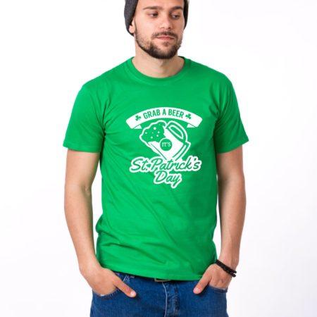 Grab a Beer, St. Patrick's Day Shirt, Single Shirt, UNISEX