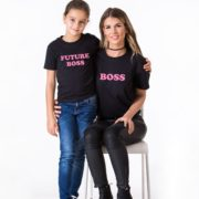 Boss, Future Boss, Black/Pink