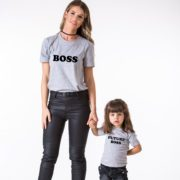 Boss, Future Boss, Gray/Black