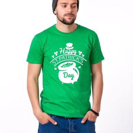 St. Patrick's Day T-Shirt, Happy St. Patrick's Day, UNISEX