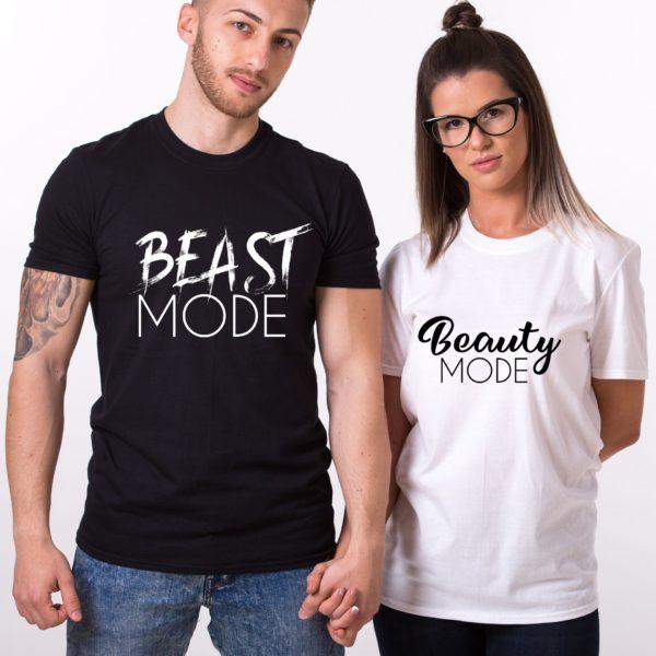 Beast Mode, Beauty Mode, Black/White, White/Black
