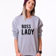 Boss Lady, Truth, Gray/Black