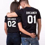 Dreamer 01, Dreamer 02, Black/White