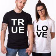 True Love Shirts, Matching Couples Shirts, UNISEX