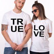 True Love, White/Black
