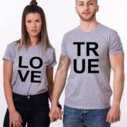True Love, Gray/Black
