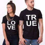 True Love, Black/White