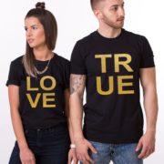 True Love, Black/Gold