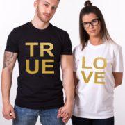 True Love, Black/Gold, White/Gold