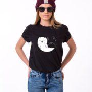 Yin Yang Kitties, Black