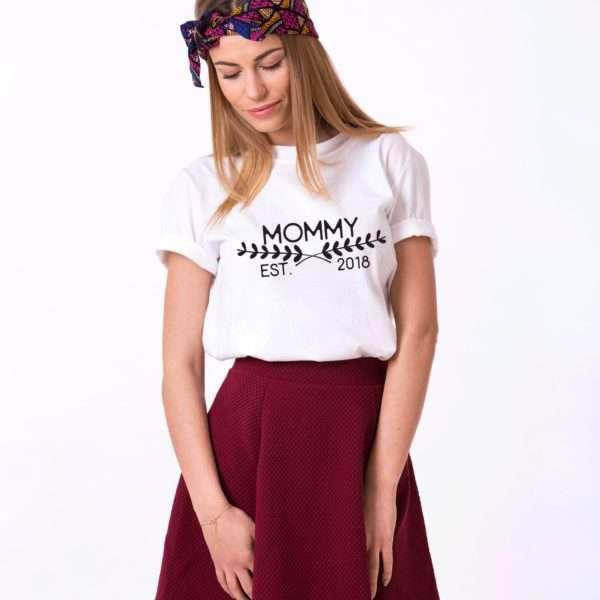 Mommy Est Shirt