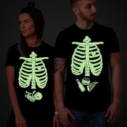 Halloween Skeleton Shirts, Baby Boy