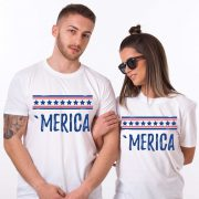 Merica, 4th of July Matching Shirts, America Shirts