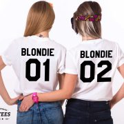 Blondie Shirts, Matching Best Friends Shirts, Unisex