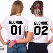 Blondie Shirts, Matching Best Friends Shirts, Unisex