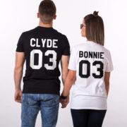 Bonnie 03 Clyde 03, Black/White, White/Black