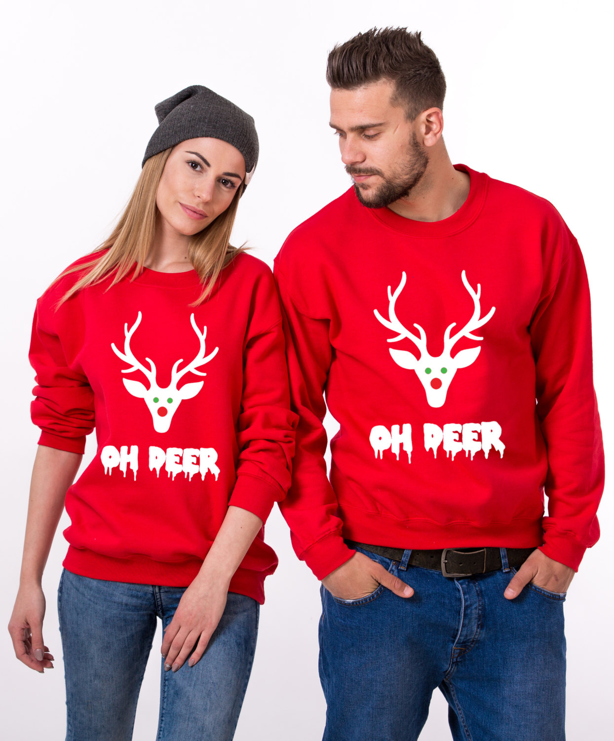 H M Christmas Sweater