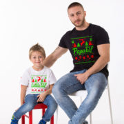 Christmas family shirts, Elf shirts, Elf shirt, Mama Elf, Papa Elf, Little Elf, Baby Elf, Elf family shirts, Christmas elf shirts, UNISEX 3